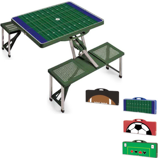 Customized Picnic Table- Sport
