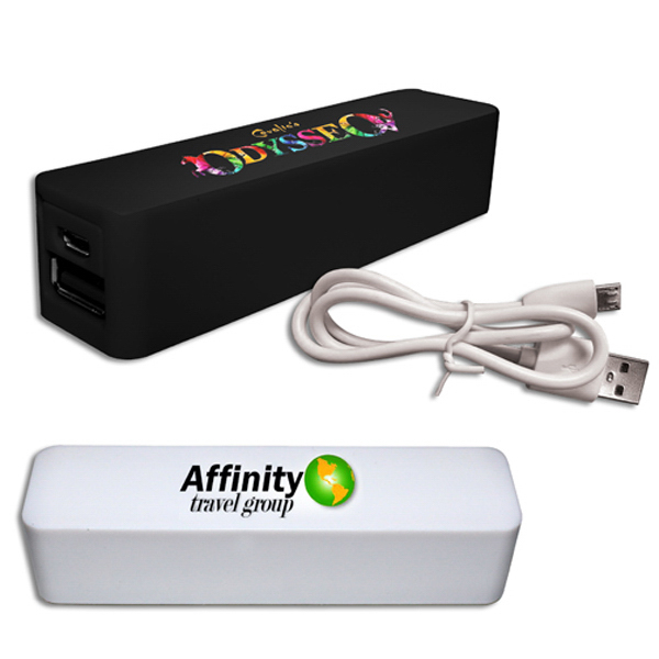 Promotional Power Bank Charger Full Color