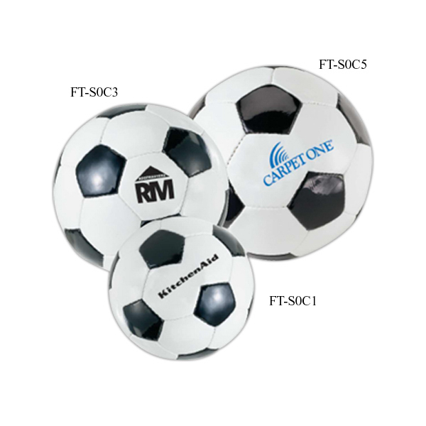 Customized Regulation Size Soccer Ball