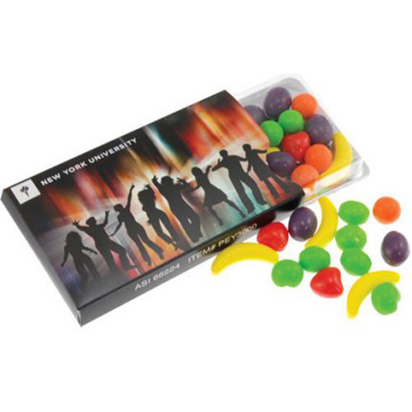Promotional Runts Candy in a Blister Pack with Sleeve
