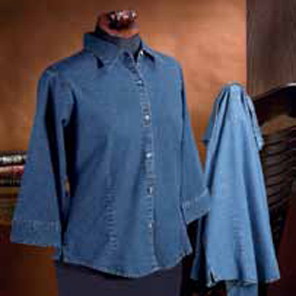 Promotional Santa Fe - Women's Denim Shirt