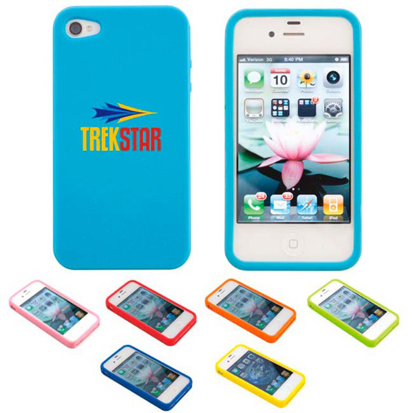 Custom Silicone Case (iPhone 4)