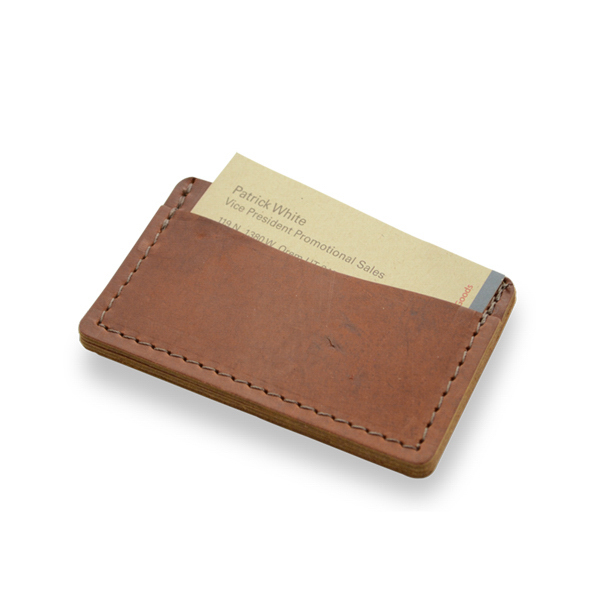 Customized Single Track Wallet