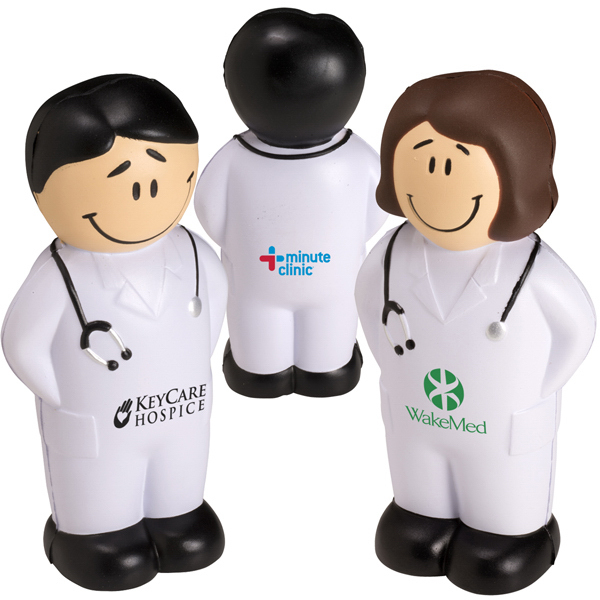Personalized Smilin' Doctor Stress Reliever