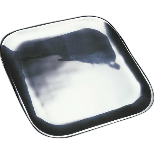 Imprinted Square Salad Plate