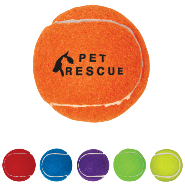 Custom Synthetic Promotional Tennis Ball