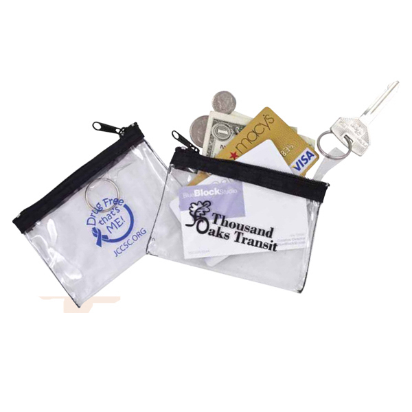 Promotional The Crystal Zip Purse