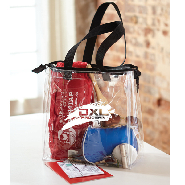 Personalized The Pro - Stadium Tote with Zipper