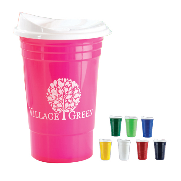 Custom The Ultimate Party Cup -16 oz