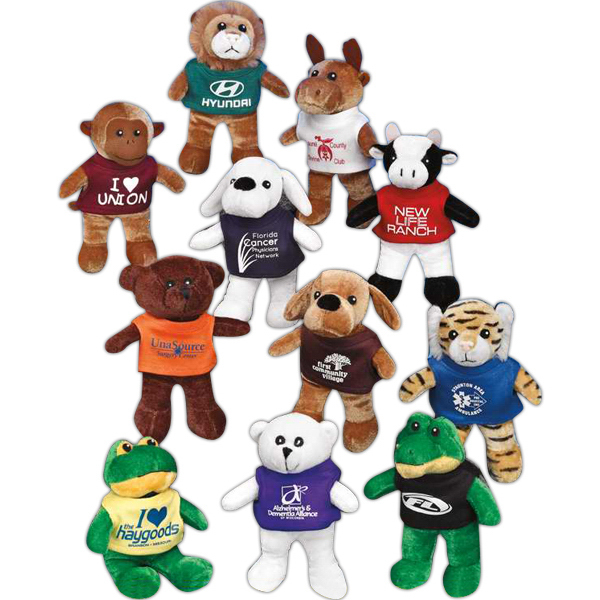 """Promotional Thrifty Family (TM) 6"""" stuffed animal"""