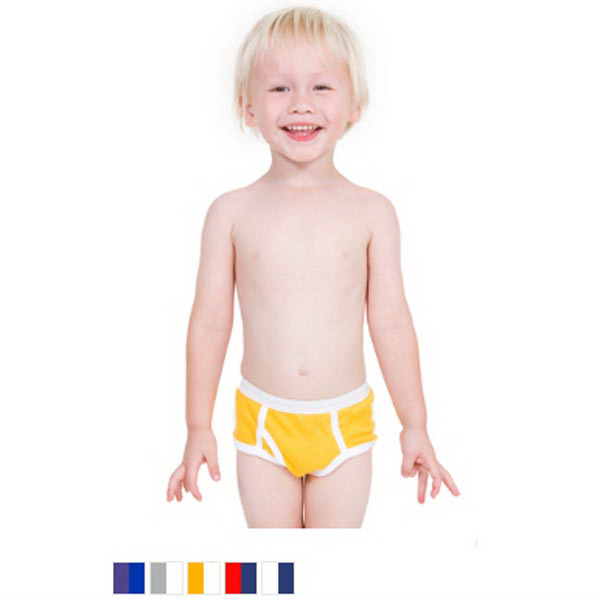 Personalized Toddler Baby Rib Brief