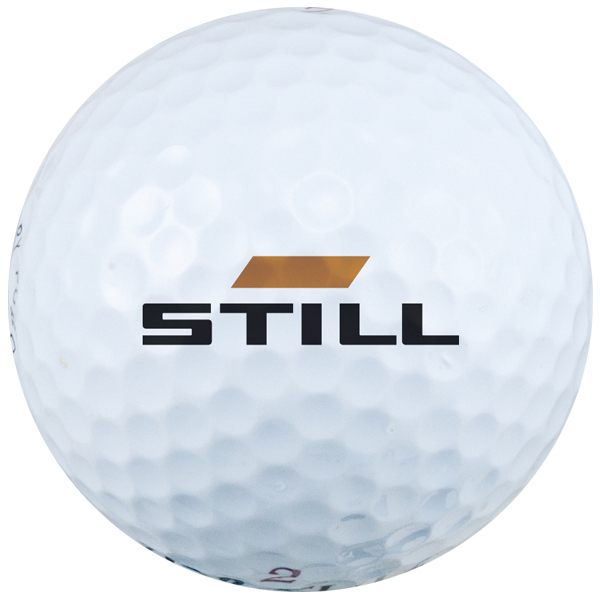 Printed TopFlite Golf Ball