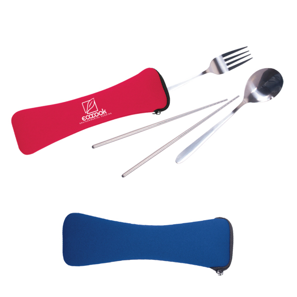 Promotional Travel Cutlery Set
