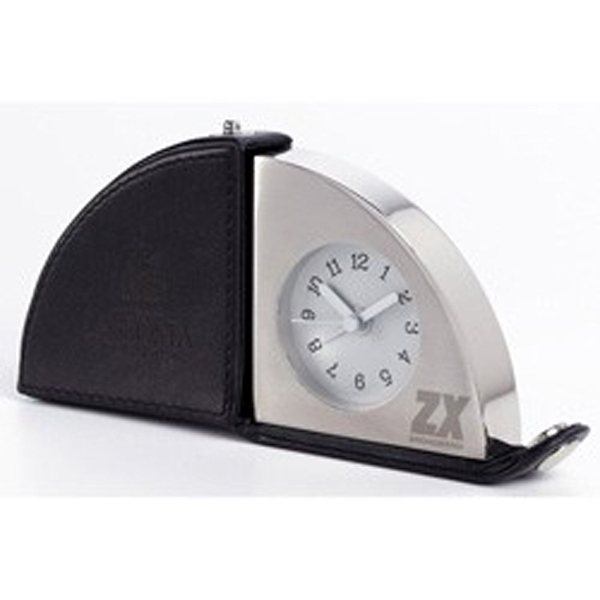Imprinted Travel Mate Clock