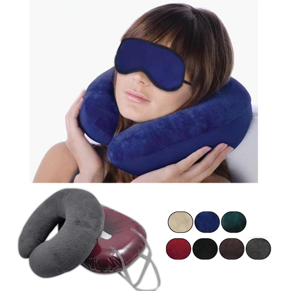 Personalized Travel Pillow