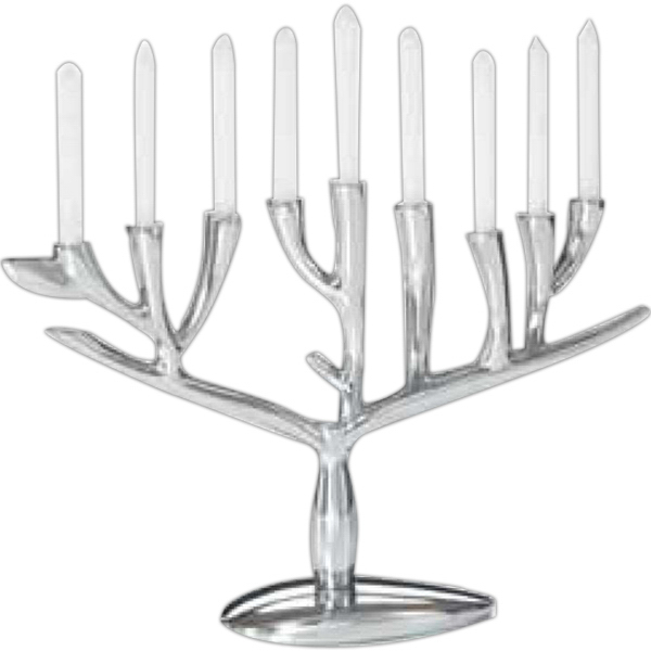 Promotional Tree of Life Menorah