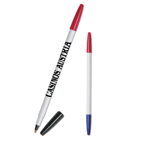 Promotional Twinner Double-Ended Stick Pen