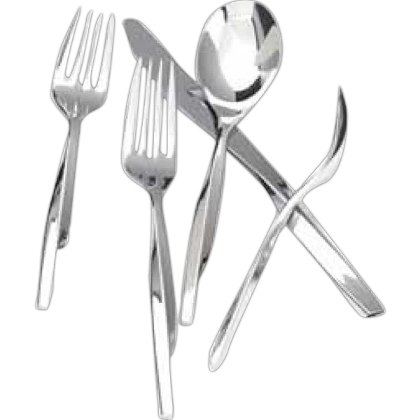 Printed Twist Flatware
