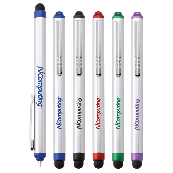 Imprinted Vabene Mini Pen/Stylus