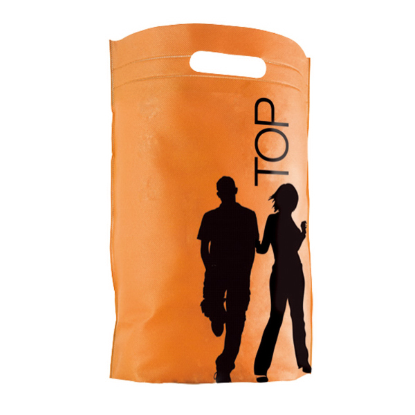 Printed X-Large Heat-Sealed Bag