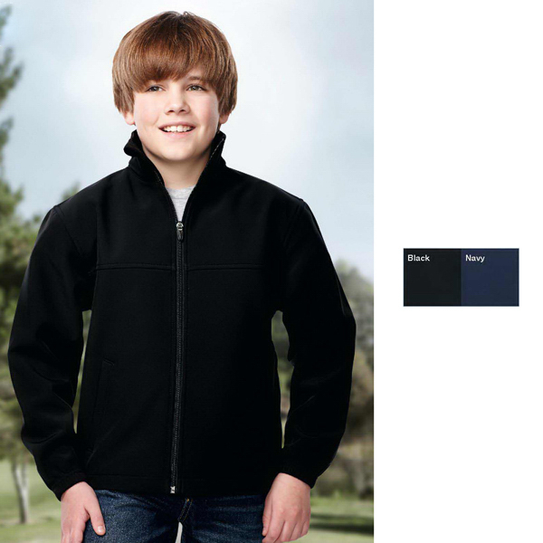 Imprinted Youth Quest Jacket